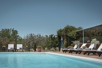 Hotel Pool Finca Mallorca