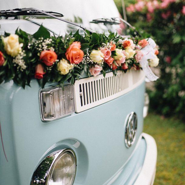 Vintage Hochzeitsdeko Mallorca